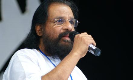 ಮಲಯಾಳಿ ಮಾಂತ್ರಿಕ ಏಸುದಾಸ್ : ಹಾ.ಮ.ಕನಕ ಬರಹ