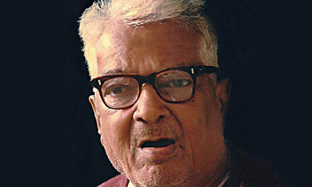 'ಹೂವು-ಹೆಣ್ಣು' ಕೆ.ಎಸ್.ನ. ಹುಟ್ಟಿದ ದಿನ ಅವರದೇ ಒಂದು ಕವನ