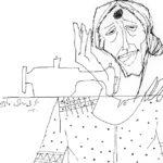 ಸಿಂಗರ್ ಮೆಶಿನ್ ಮೀನಾಕ್ಷಮ್ಮ:ವೈದೇಹಿ ಅಂಕಣ