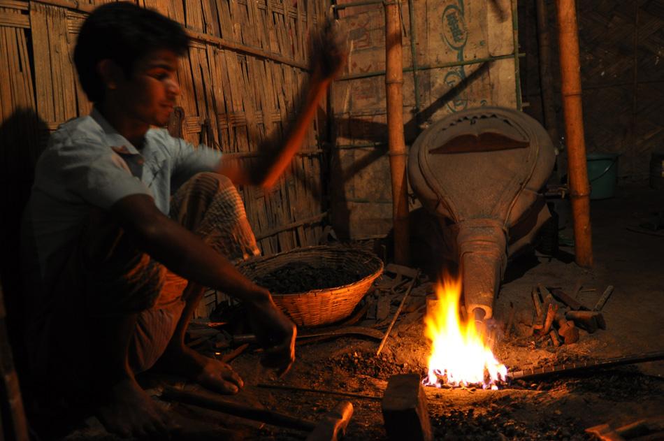 ಉಪತಂದೆಯಂತಿದ್ದ ಕುಲುಮೆ ಶಾಂತಣ್ಣ:ಕಲೀಂ ಬರೆದ ವ್ಯಕ್ತಿಚಿತ್ರ