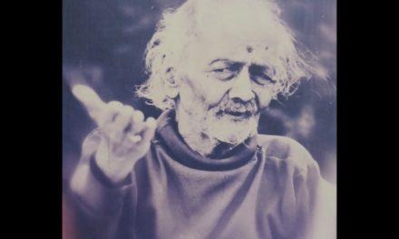 ಬೇಂದ್ರೆಯವರ ಕುರಿತು ಗಿರೀಶ್ ಕಾರ್ನಾಡ್ ಸಾಕ್ಷ್ಯಚಿತ್ರ