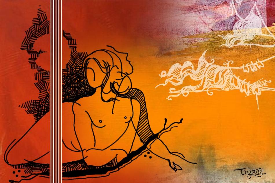 ಬೀರು ದೇವರಮನಿ ಬರೆದ ಎರಡು ಹೊಸ ಕವಿತೆಗಳು