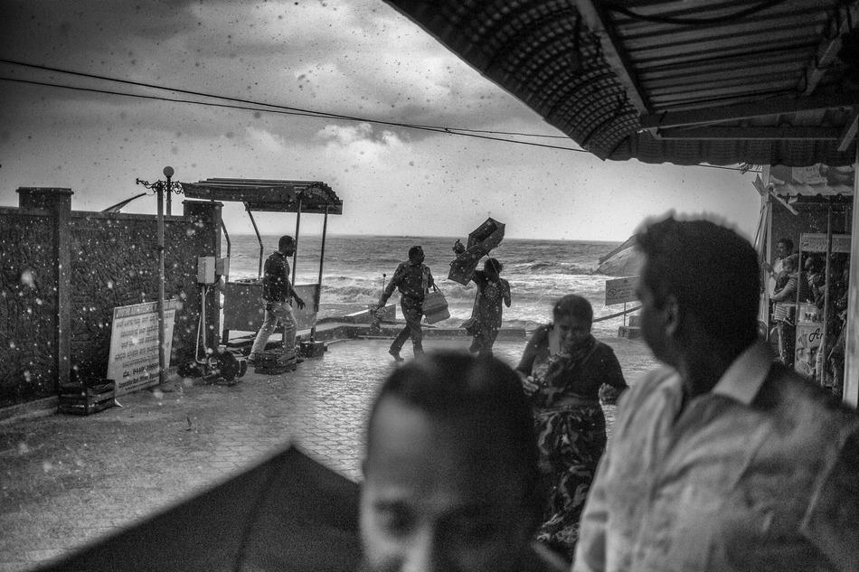 ದಿನೇಶ್ ಮಾನೀರ್ ತೆಗೆದ ಕಾಪು ಬೀಚ್ ನ ಚಿತ್ರ