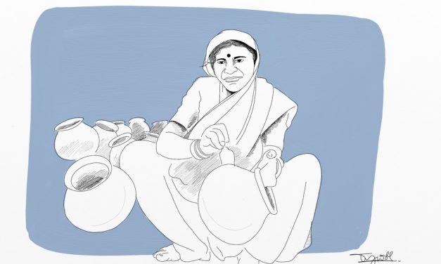 ಮಣಿಕಂಠನ ನಂಬಿದ್ದ ಕುಂಬಾರಿಕೆಯ ಫಕೀರಮ್ಮ:ಫಾತಿಮಾ ರಲಿಯಾ ಅಂಕಣ.
