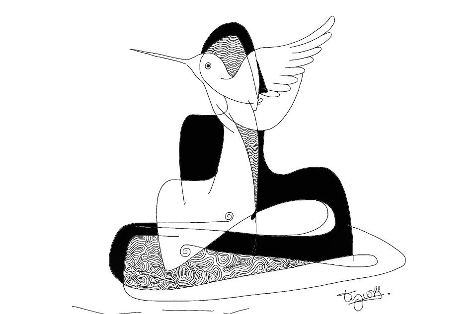 ಪ್ರಮೋದ್ ಬೆಳಗೋಡ್  ಬರೆದ ಎರಡು ಕವಿತೆಗಳು