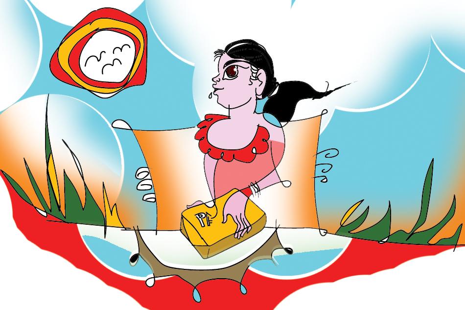 ಪಾರ್ಲೆ ಜಿ ಬಿಸ್ಕೆಟ್ಟೂ ಮತ್ತು ಓಡಿಹೋದವರೂ..: ಭಾರತಿ ಹೆಗಡೆ ಕಥಾನಕ