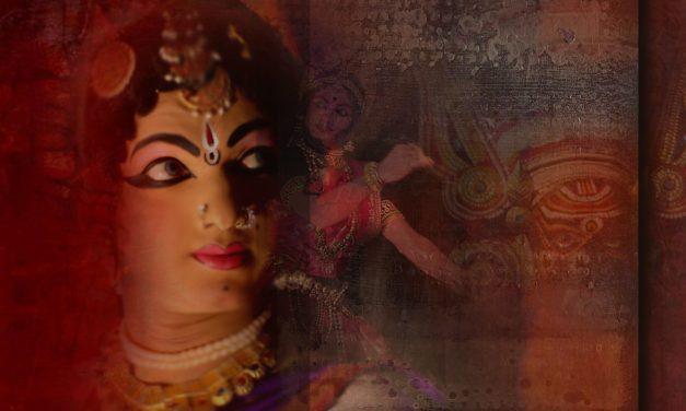 ಸೀರೆ ಕದಿಯೋ ಶಾಮಣ್ಣ: ಭಾರತಿ ಹೆಗಡೆ ಕಥಾನಕ
