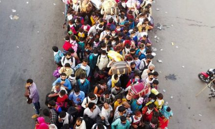 ಕೊರೋನಾದ ಬಾಹುಬಂಧದಲಿ ಸಿಲುಕಿ..: ಲಕ್ಷ್ಮಣ ವಿ.ಎ. ಅಂಕಣ