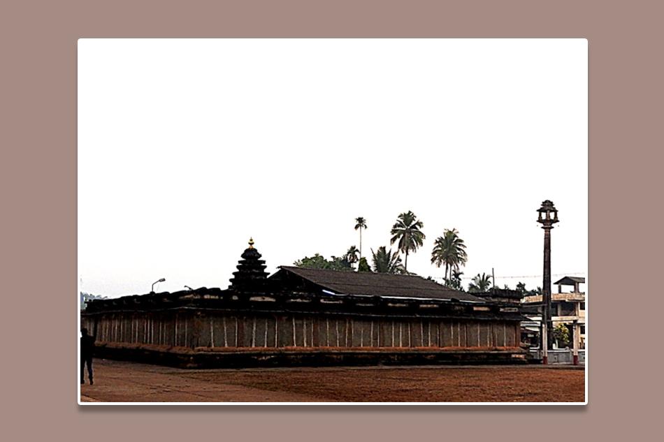ಸೋಂದೆಯ ರಮಾ ತ್ರಿವಿಕ್ರಮ: ಟಿ.ಎಸ್. ಗೋಪಾಲ್ ಬರೆಯುವ ದೇಗುಲಗಳ ಸರಣಿ