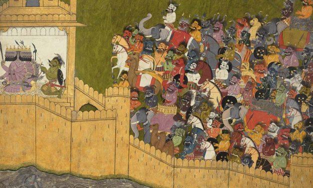ಭಾರತದಲ್ಲಿ 'ಪ್ರಚಂಡ ರಾವಣ', ಡಬ್ಲಿನ್ನಲ್ಲಿ ಕಿಂಗ್ ಲಿಯರ್…