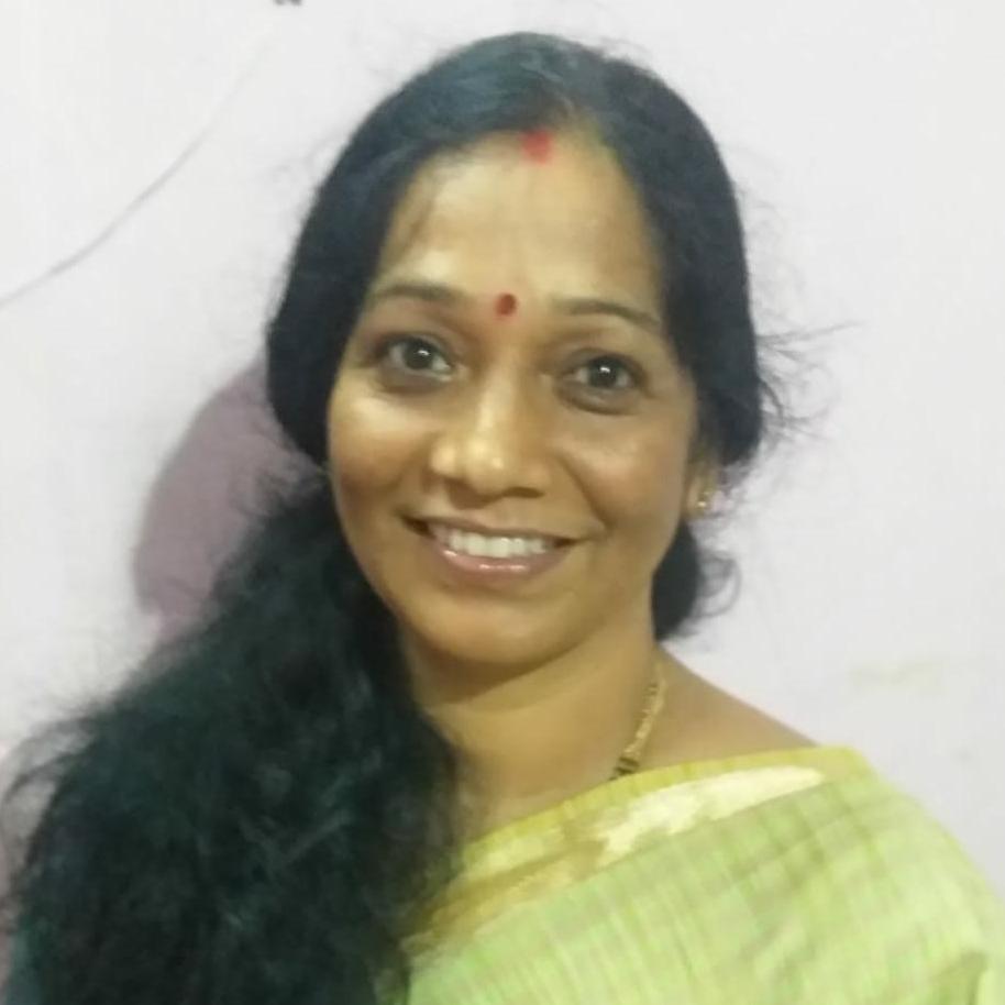 ಪೂರ್ಣಿಮಾ ಸುರೇಶ್